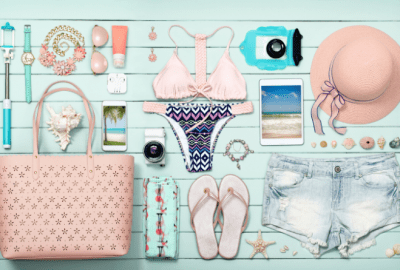 Stylish Accessories For Beach