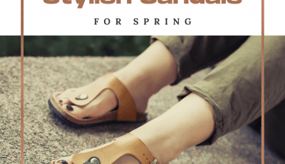 Top Stylish Sandals For Spring